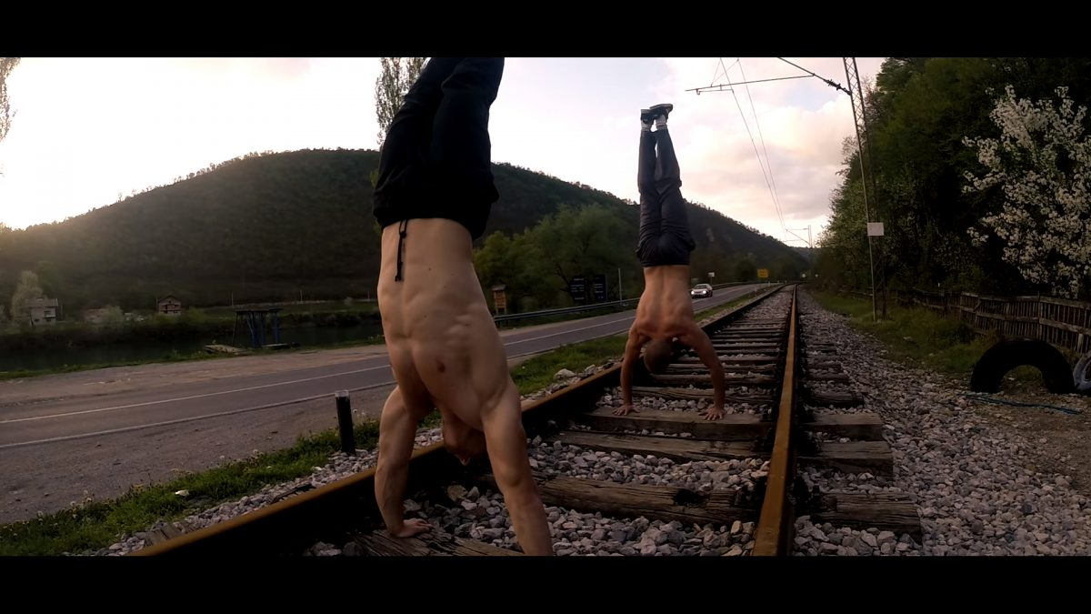 Street Workout and Calisthenics