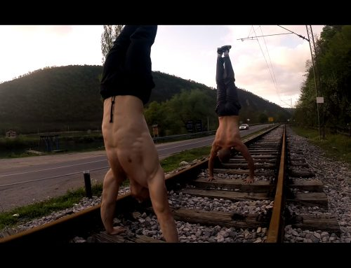 Street Workout & Calisthenics MOTIVATION 2016